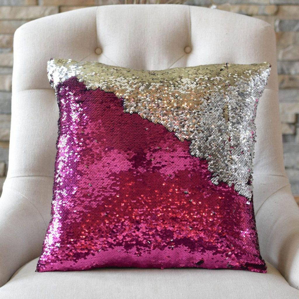 Attractive Sequin Pillows