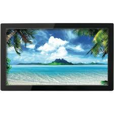 Large digital picture frame