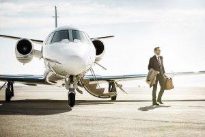 private air travel membership