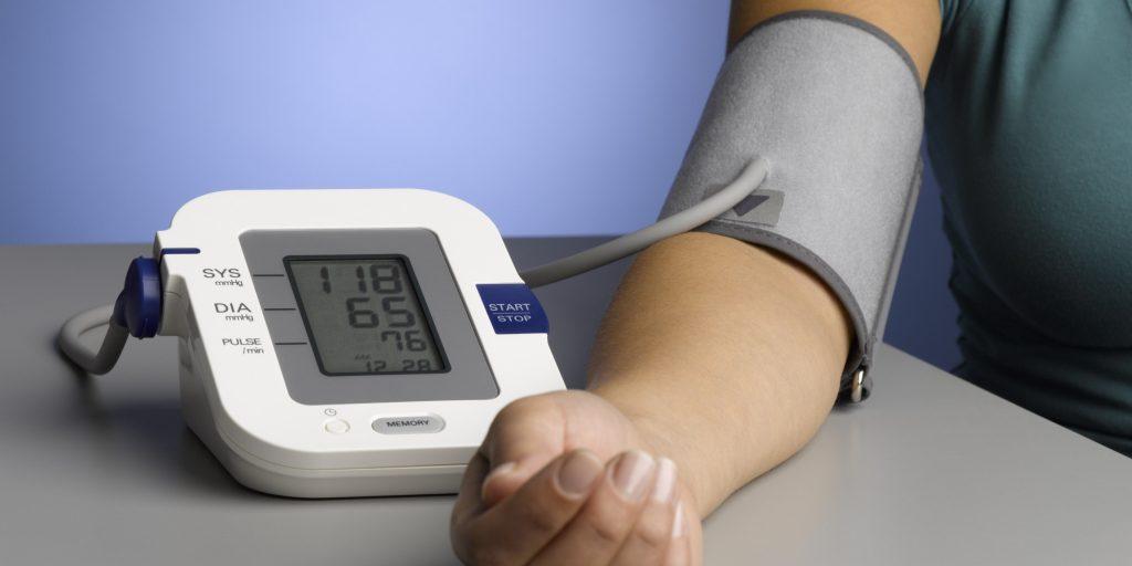 vitamin b blood pressure