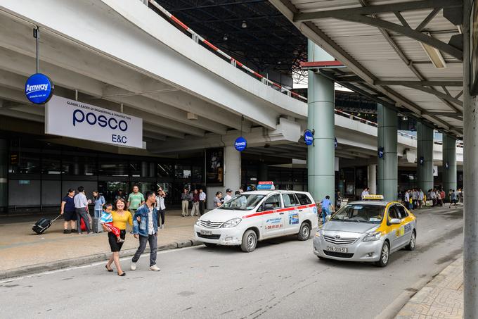 Noi Bai Airport Domestic Taxi